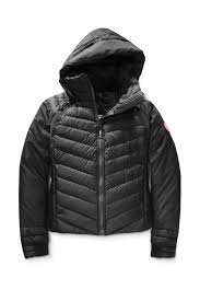 ... Women s HyBridge Base Jacket   Canada Goose ...