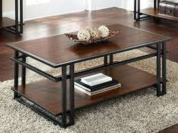 mission style square coffee table end tablesrectangle cherry wood coffee table and end tables unique gorgeous