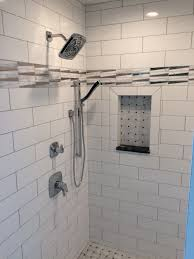 average labor cost to install tile shower designs