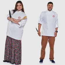 MasterChef': Izabel e Raul são finalistas na 2ª temporada do reality no  Brasil | Masterchef, Temporadas, Brasil