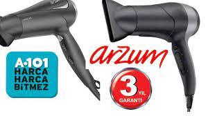 Arzum AR 5038 Pery Saç Kurutma Makinesi incelenmesi ve tanıtımı - YouTube