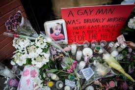 l g b t people are more likely to be targets of hate crimes than mark carson jpg