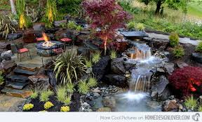Small Picture 15 Pond Landscaping Designs for Your Garden Home Design Lover