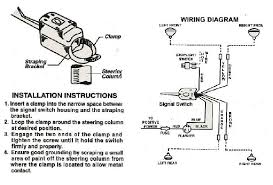 turn signal wiring diagram for model a ford wiring diagram wiring diagram for old chrome clamp on turn signal the h a m b