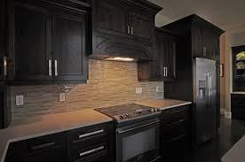 custom black kitchen cabinets. Delighful Custom Custom Shaker Kitchen For Custom Black Kitchen Cabinets I