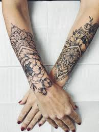 Mandala Design Tattoo Mandalatattoo Tetování Tattoos Sleeve
