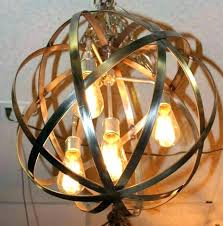crate and barrel ornament chandelier ornament photo