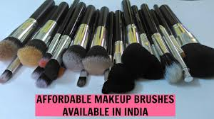 best affordable makeup brushes in india bs mall brush sigma dupes puna makeup brushes