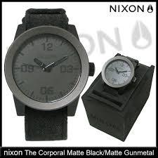 ice field rakuten global market na2431062 ice filed icefield na2431062 ice filed icefield for nixon nixon watch ザコーポラムmatte black matte gunmetal