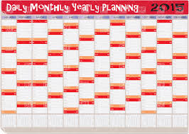 Daily Planners 2015 2020 2015 Year Calendar For Daily Planning Stock Vector Image