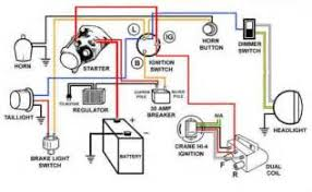 cc mini chopper wiring diagram cc wiring diagrams