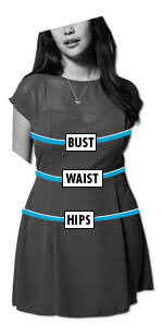 Womens Dress Size Chart Us Dress Sizes Asos