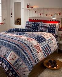 brushed cotton flannelette sheets quilt cover sets