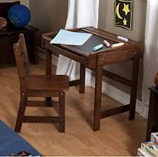 desk and chair set bo child study student kids antique organizer storage writing