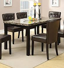 dining table with marble top round dining table farmhouse dining table  marble kitchen amp dining tables