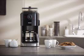 Grind & Brew Кофемашина <b>HD7767</b>/00 | <b>Philips</b>