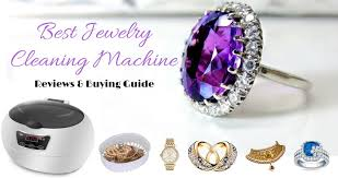 ultrasonic jewelry cleaner reviews
