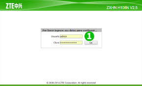 The default password is admin. Enable Port Forwarding For The Zte Zhxn H108n V2 5 Cfos Software