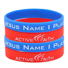Jesus Is The Light Wristbands Details About 1 2 5x Fashion In Jesus Name I Play Silicone Bracelet Sport Wristband Jewelry