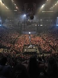 Bridgestone Arena Section 202 Row E Or F Seat 3 Harry