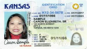Kansas In The What You License Driver's Need Eagle Id For Wichita A Real
