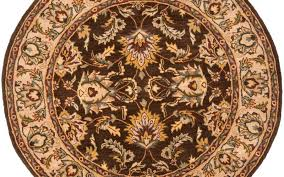 8 ft round area rug 8 ft round area rugs inspirational heritage brown ivory 8 ft