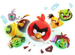 Angry Birds Reloaded - Rovio