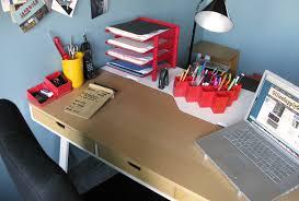 idea office supplies. Gwens Desk Idea Office Supplies