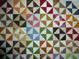 45 best Broken Dishes QUILTS images on Pinterest | Quilt patterns ... & the diagonal