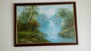 r danford oil painting