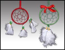 Dream Catcher Christmas Ornament St Joseph's Indian School 16