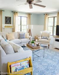 Kid Friendly Living Room Design A Functional Family Friendly Living Room Makeover Qa With