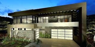 modern garage door revit