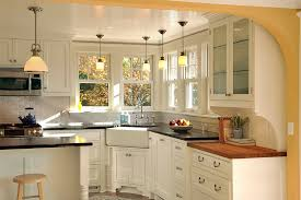 corner kitchen furniture.  Corner View In Gallery Utilize The Kitchen Corner Smartly With An Ergonomic  SinkDesign Lake Country Builders To Corner Kitchen Furniture I