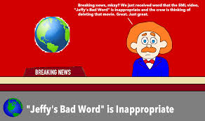 goodman sml. jeffy\u0027s bad word by mikeeddyadmirer89 breaking news from sml news! goodman sml f