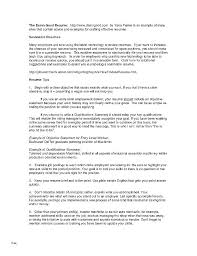 Career Change Resume Template Coolcalendarapp Com