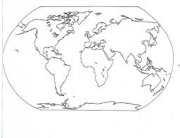Small Picture All Countries World Map Coloring Page Download Print Online