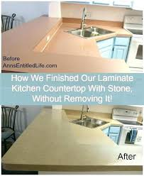 how to remove laminate countertops laminate without medium