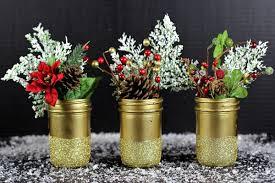 Mason Jar Holiday Decorations masonjarchristmasdecorations100 All About Christmas 90