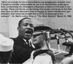 Martin Luther King Jr The Other America Genius