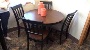 ashley furniture owingsville round dining table set d58015 review