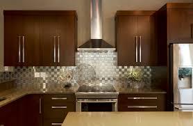 Stainless Steel Kitchen Designs Stainless Steel Kitchen Backsplash Ideas Miserv