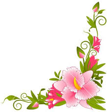 Small Picture 143 best Flower borders corners images on Pinterest Clip art