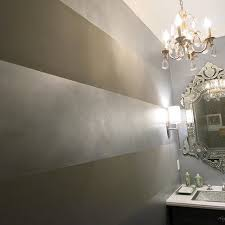 pearl wall paintfantasia finishes white paint feature wall in south west london