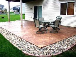 Simple concrete patio designs Gray Concrete Cement Porch Ideas Medium Size Of Concrete Patio Design Simple Tyres2c How To Decorate Concrete Patio Tyres2c