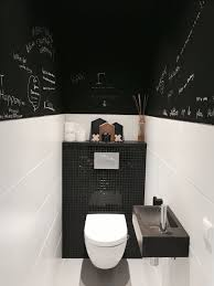 Toilet Met Krijtverf Ideeën Voor Het Huis Huis Ideeën Badkamer