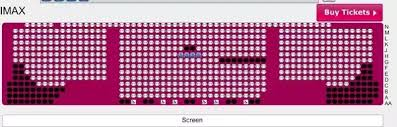 In Which Row Should You Sit In An Imax Theater For Optimal