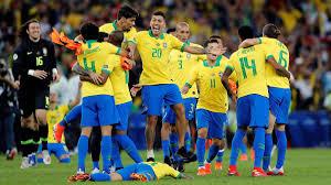 Il Brasile conquista la sua nona Copa America: il Perù cede per 3-1 -  Eurosport