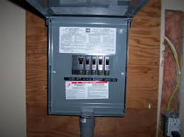 breaker box installation facbooik com Sub Panel Breaker Box Wiring Diagram outside breaker box facbooik Basic Electrical Wiring Breaker Box