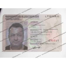Id Card Buy Fake Template For Online Germany Of Real Online Card Identity Original German Novelty Sale
